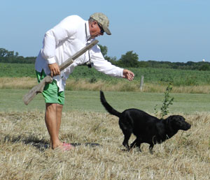 Dan Kielty North Texas labrador,golden, North Texas chesapeake bay retriever,chesapeake,professional<br />